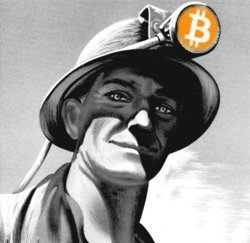 bitcoin mining bourse